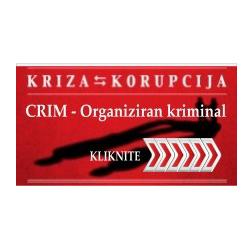 Kriza - Korupcija