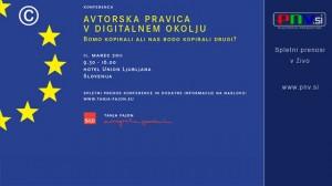 Avtorska pravica v digitalnem okolju