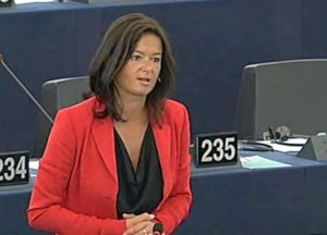 Tanja Fajon o Madžartskem medijskem zakonu