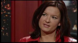 Evropska poslanka Tanja Fajon  v oddaji Resnica na TV Pink 3